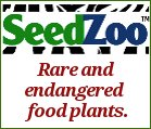 SeedZoo Rare and Endangered Seeds